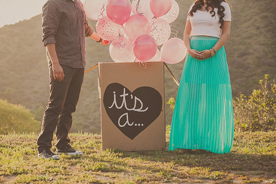 gender reveal photos что такое