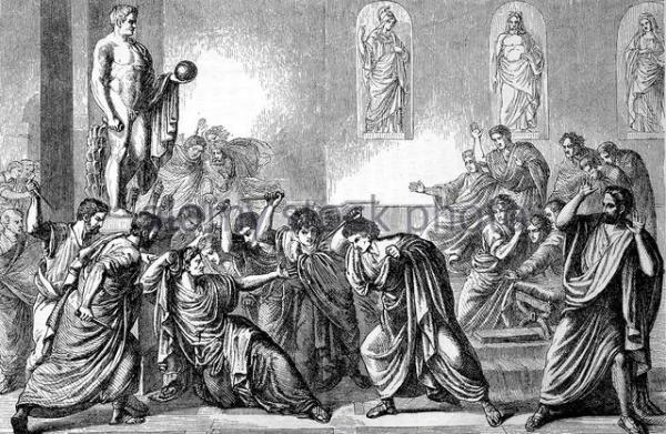 a history of death of julius caesar In the era just prior to the time of julius caesar the roman republic was julius was thus irrevocably after sulla's death caesar returned to rome and.