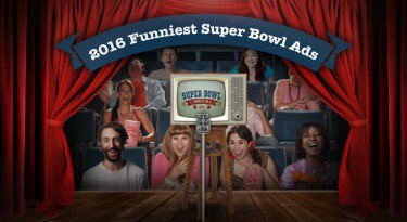 super bowl 50 смешная реклама