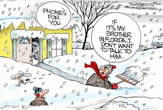 снежная буря blizzard на английском