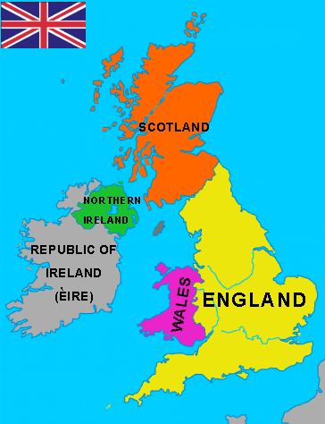 ireland as a british colony